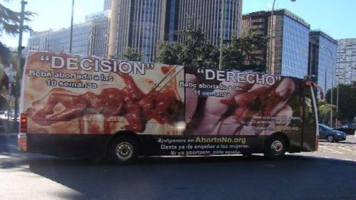 autobus aborto no