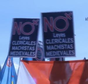 No a las leyes medievales