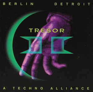 Berlin detroit techno alliance